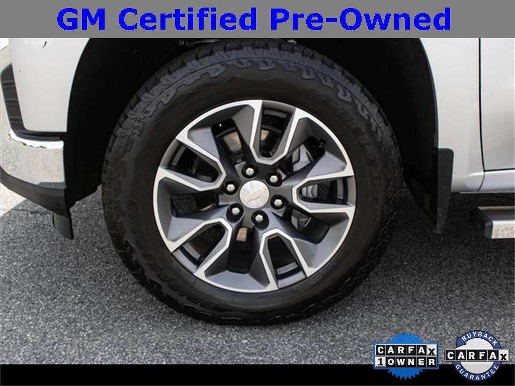 2019 Chevrolet Silverado 1500 Crew Cab 4x4, Pickup #273043A - photo 16