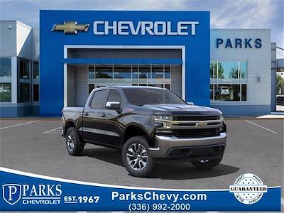 2021 Chevrolet Silverado 1500 Crew Cab 4x4, Pickup #273314 - photo 1