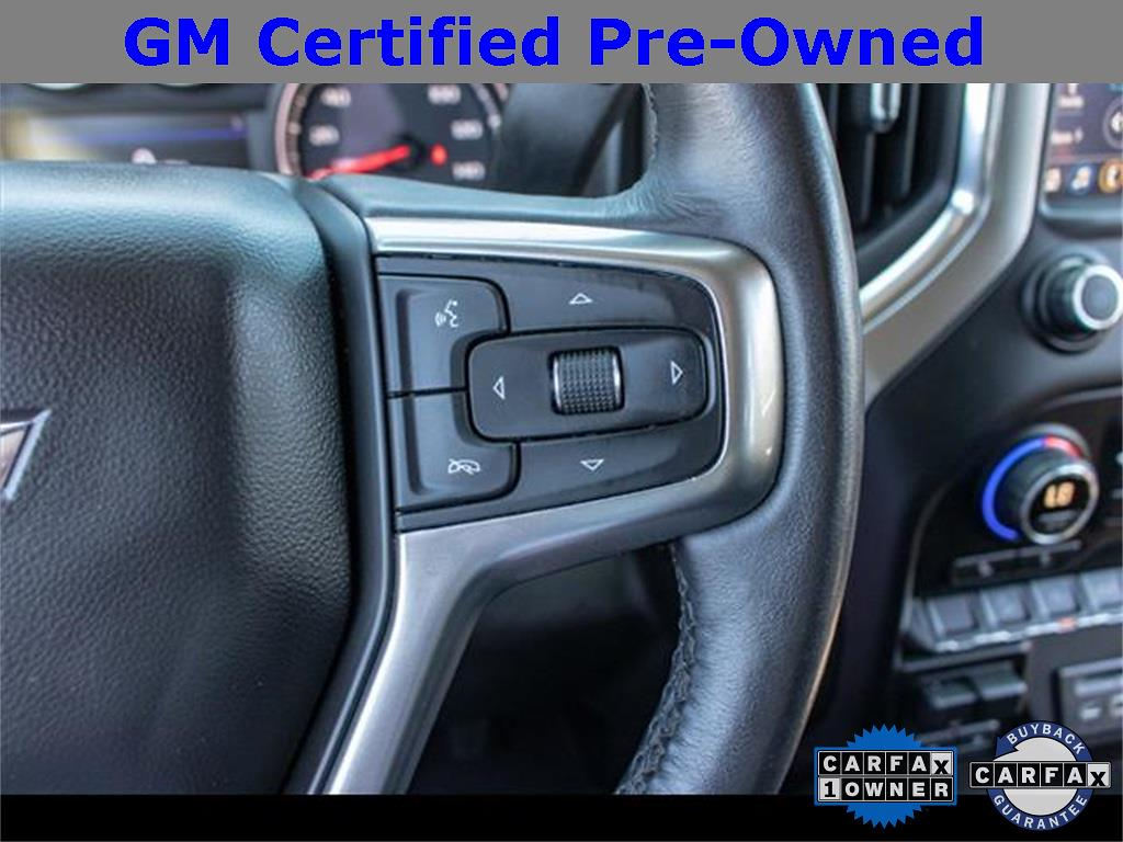 2020 Chevrolet Silverado 1500 Crew Cab 4x4, Pickup #273434XA - photo 45