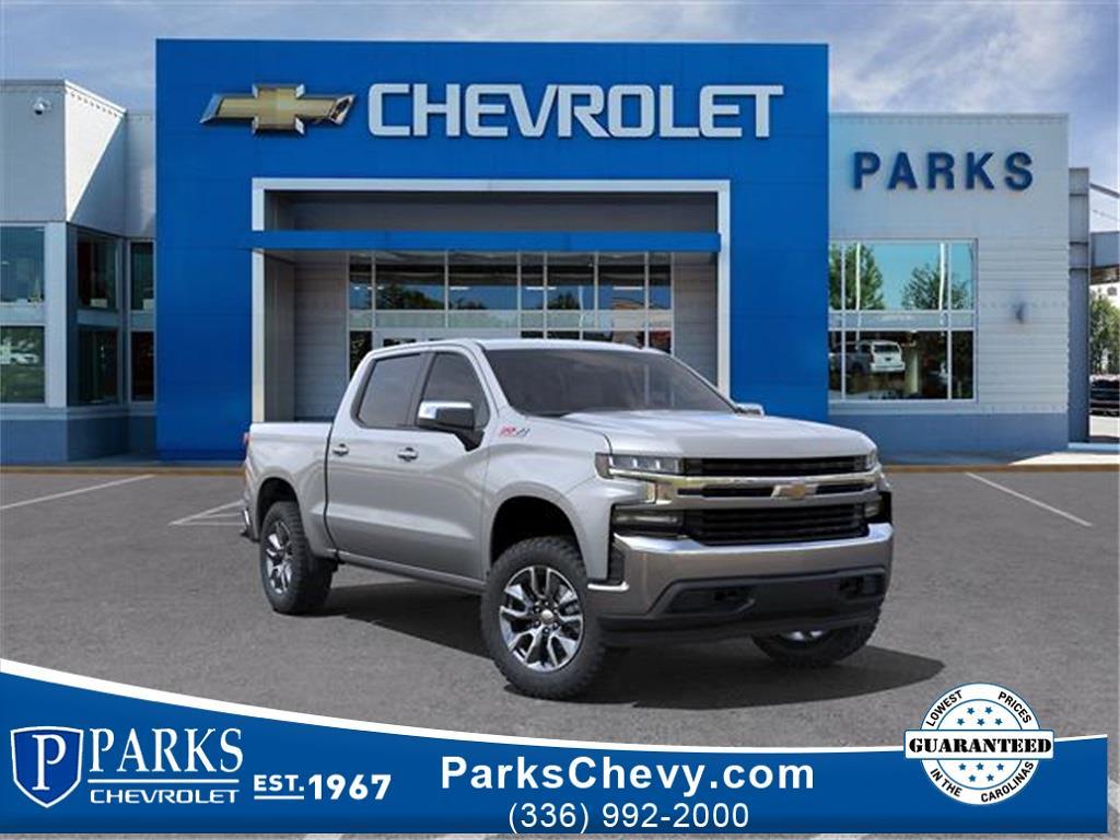 2021 Chevrolet Silverado 1500 Crew Cab 4x4, Pickup #277280 - photo 1