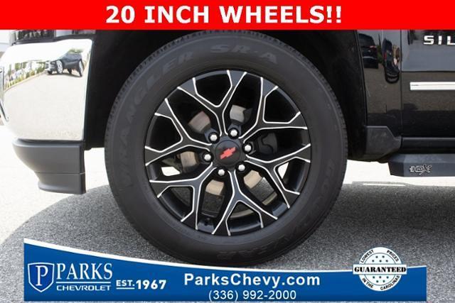 2018 Chevrolet Silverado 1500 Double Cab 4x4, Pickup #279618A - photo 16