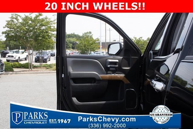 2018 Chevrolet Silverado 1500 Double Cab 4x4, Pickup #279618A - photo 28