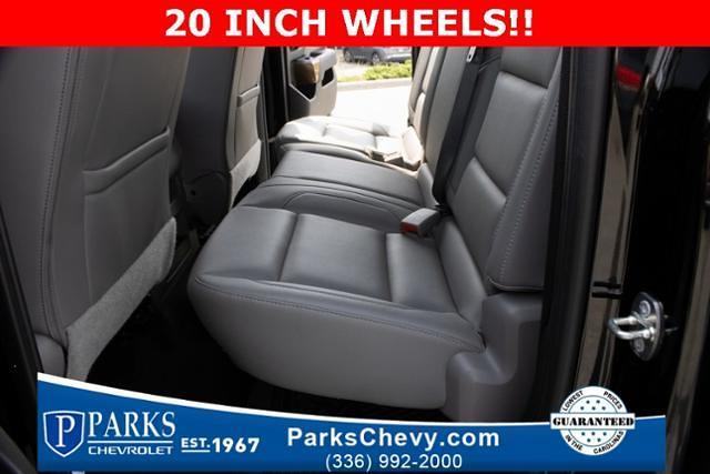 2018 Chevrolet Silverado 1500 Double Cab 4x4, Pickup #279618A - photo 30