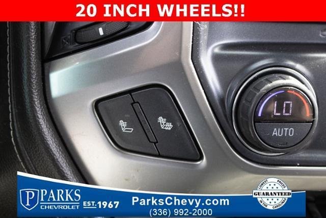 2018 Chevrolet Silverado 1500 Double Cab 4x4, Pickup #279618A - photo 53