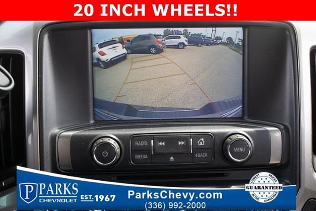 2018 Chevrolet Silverado 1500 Double Cab 4x4, Pickup #279618A - photo 54