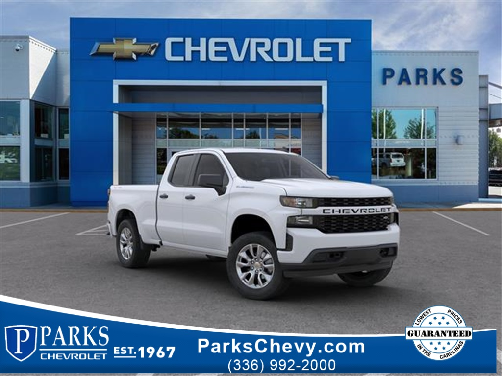 2020 Chevrolet Silverado 1500 Double Cab 4x4, Pickup #281516 - photo 1