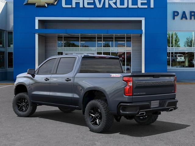 2021 Chevrolet Silverado 1500 Crew Cab 4x4, Pickup #283648 - photo 4