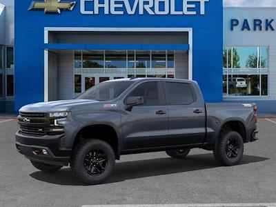 2021 Chevrolet Silverado 1500 Crew Cab 4x4, Pickup #283648 - photo 3