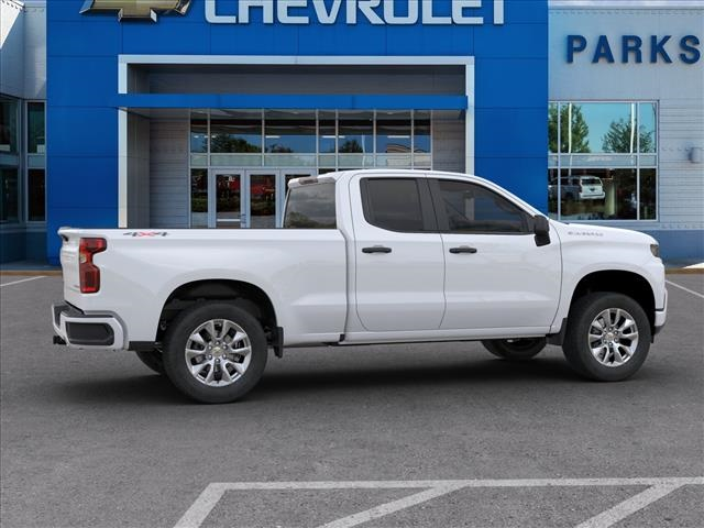 2020 Chevrolet Silverado 1500 Double Cab 4x4, Pickup #288883 - photo 5