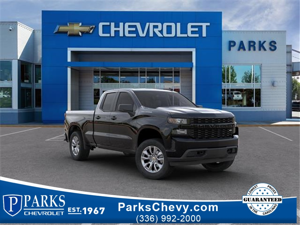 2020 Chevrolet Silverado 1500 Double Cab 4x4, Pickup #289935 - photo 1