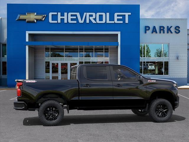 2021 Chevrolet Silverado 1500 Crew Cab 4x4, Pickup #290778 - photo 5