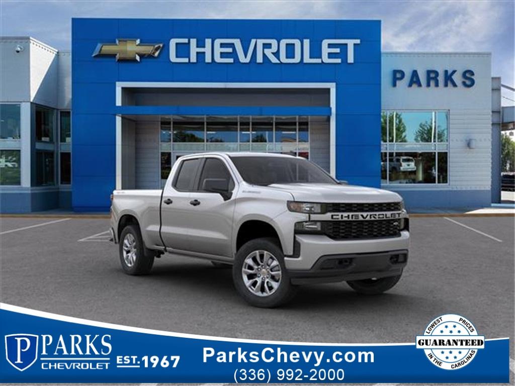 2020 Chevrolet Silverado 1500 Double Cab 4x4, Pickup #293165 - photo 1