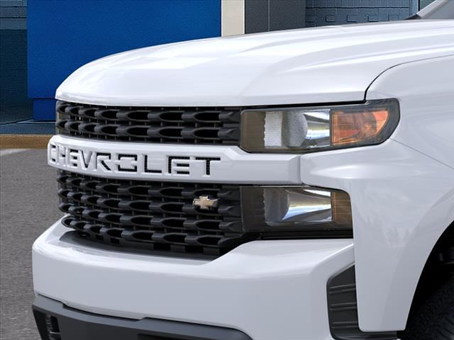 2021 Chevrolet Silverado 1500 Crew Cab 4x4, Pickup #298665 - photo 11