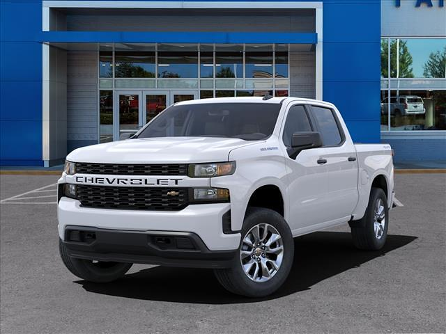 2021 Chevrolet Silverado 1500 Crew Cab 4x4, Pickup #298665 - photo 6