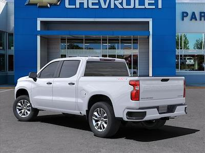 2021 Chevrolet Silverado 1500 Crew Cab 4x4, Pickup #298665 - photo 4