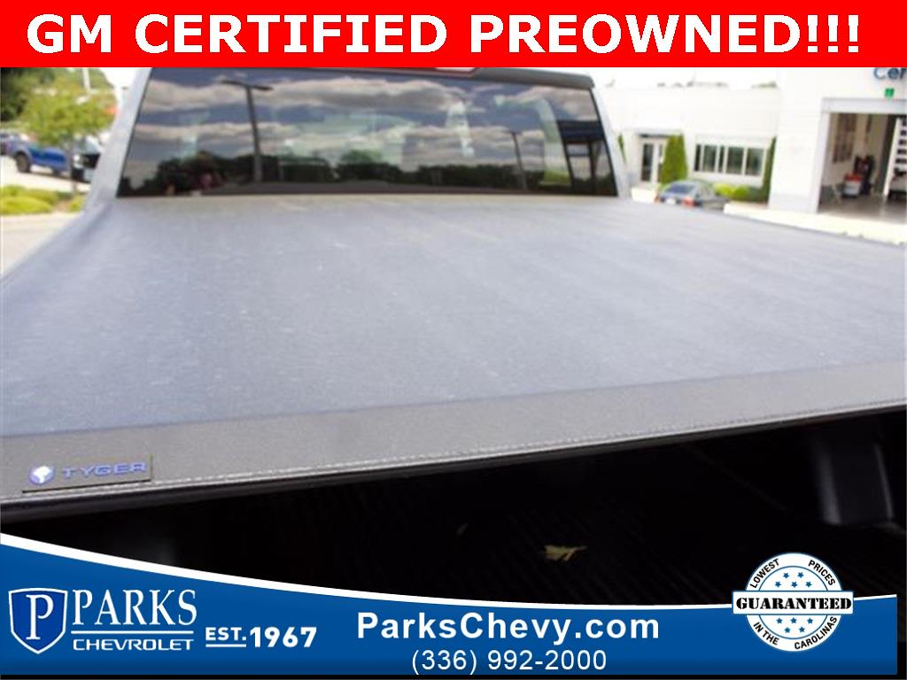 2020 Chevrolet Silverado 1500 Crew Cab 4x4, Pickup #301797A - photo 22
