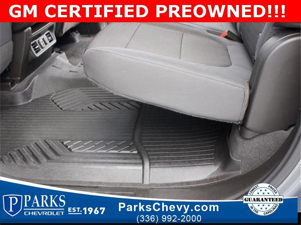 2020 Chevrolet Silverado 1500 Crew Cab 4x4, Pickup #301797A - photo 30