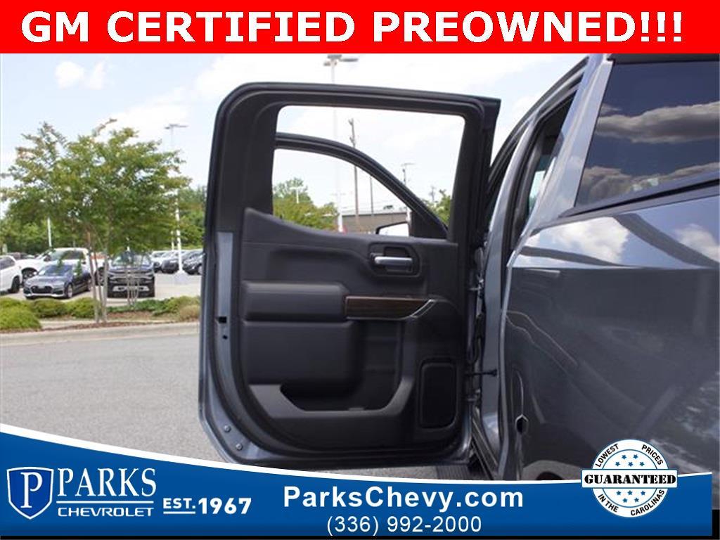 2020 Chevrolet Silverado 1500 Crew Cab 4x4, Pickup #301797A - photo 31