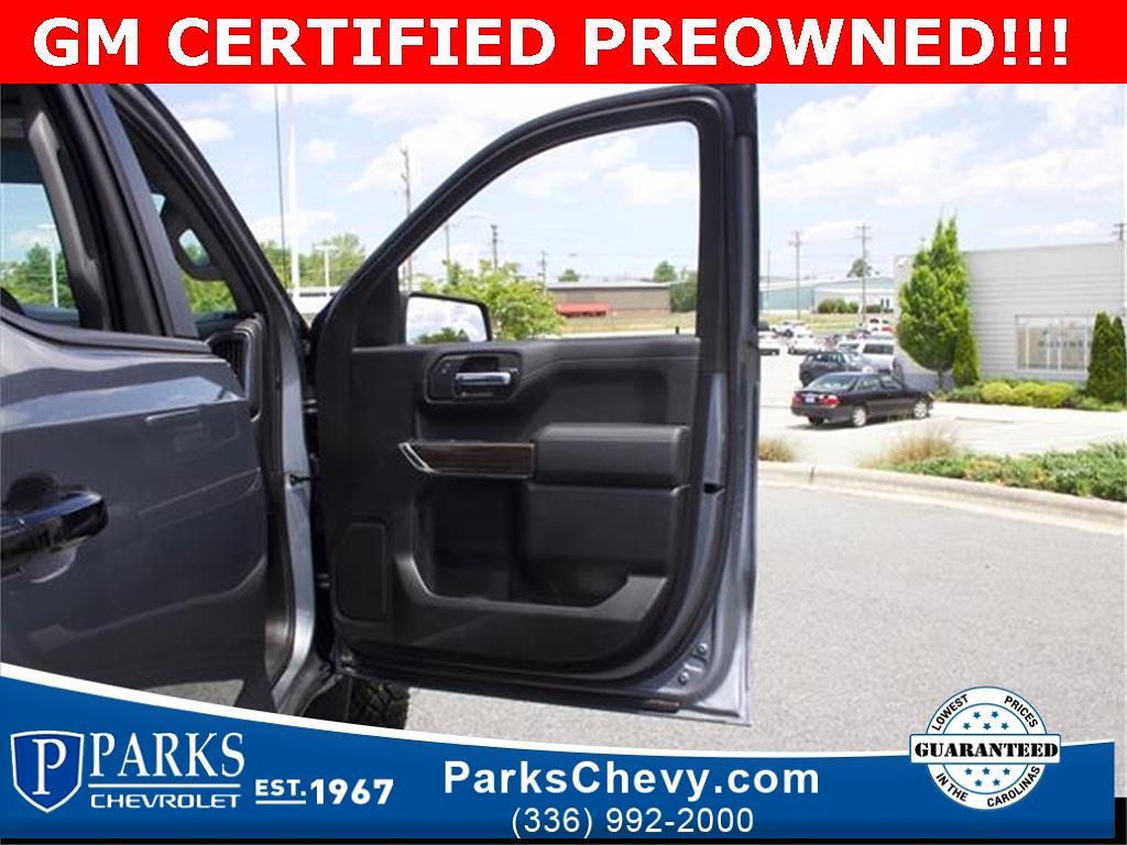 2020 Chevrolet Silverado 1500 Crew Cab 4x4, Pickup #301797A - photo 35