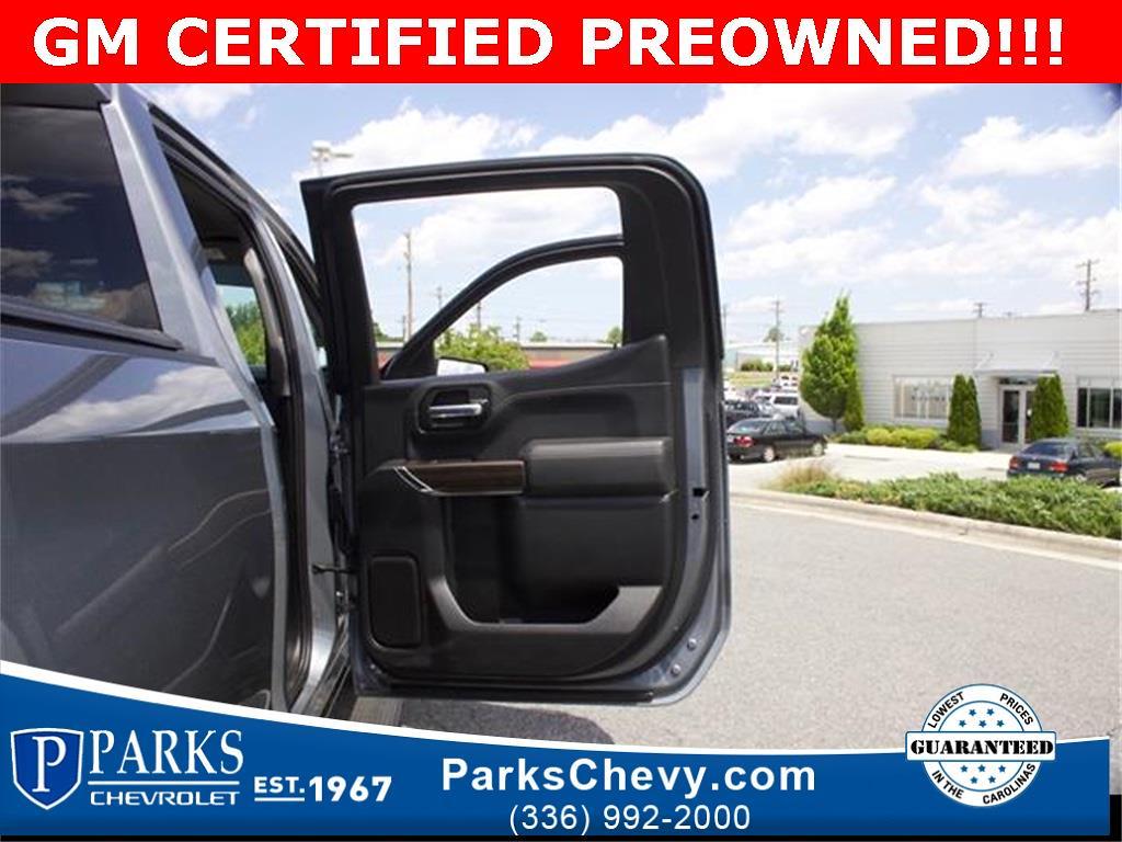 2020 Chevrolet Silverado 1500 Crew Cab 4x4, Pickup #301797A - photo 39