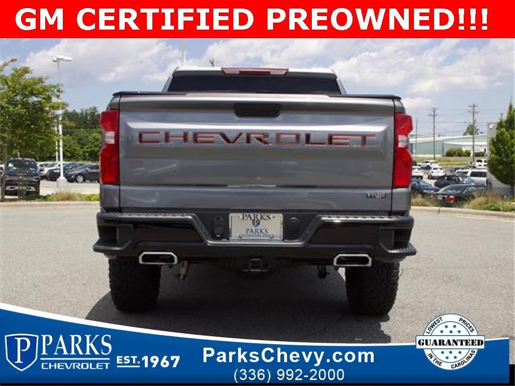 2020 Chevrolet Silverado 1500 Crew Cab 4x4, Pickup #301797A - photo 7