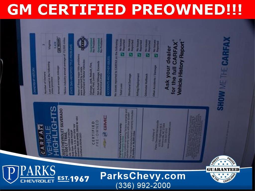 2020 Chevrolet Silverado 1500 Crew Cab 4x4, Pickup #301797A - photo 61