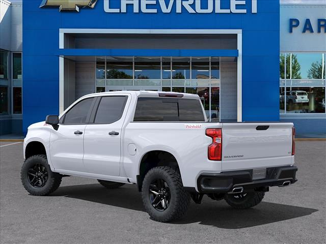 2021 Chevrolet Silverado 1500 Crew Cab 4x4, Pickup #302475 - photo 4