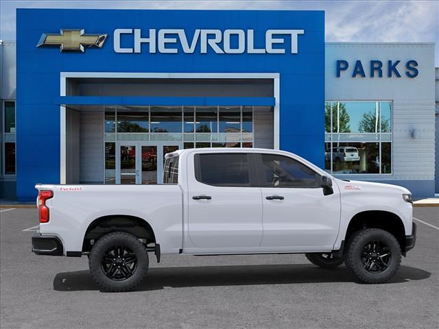 2021 Chevrolet Silverado 1500 Crew Cab 4x4, Pickup #302475 - photo 5