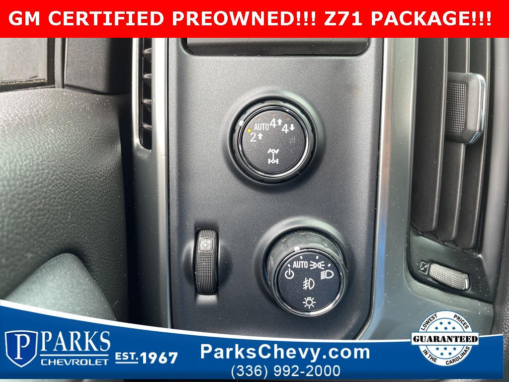 2018 Chevrolet Silverado 1500 Crew Cab 4x4, Pickup #302475A - photo 16