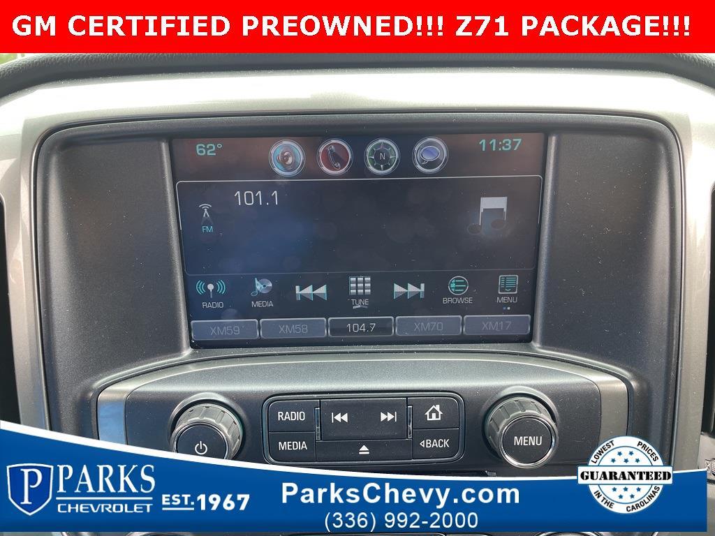 2018 Chevrolet Silverado 1500 Crew Cab 4x4, Pickup #302475A - photo 17