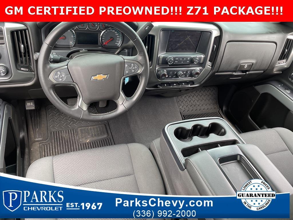2018 Chevrolet Silverado 1500 Crew Cab 4x4, Pickup #302475A - photo 41
