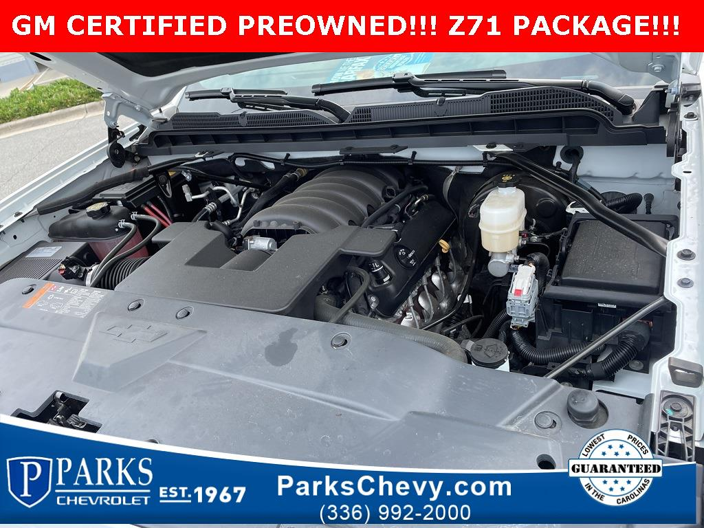 2018 Chevrolet Silverado 1500 Crew Cab 4x4, Pickup #302475A - photo 53