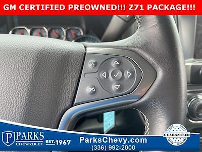 2018 Chevrolet Silverado 1500 Crew Cab 4x4, Pickup #302475A - photo 14