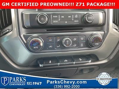 2018 Chevrolet Silverado 1500 Crew Cab 4x4, Pickup #302475A - photo 20