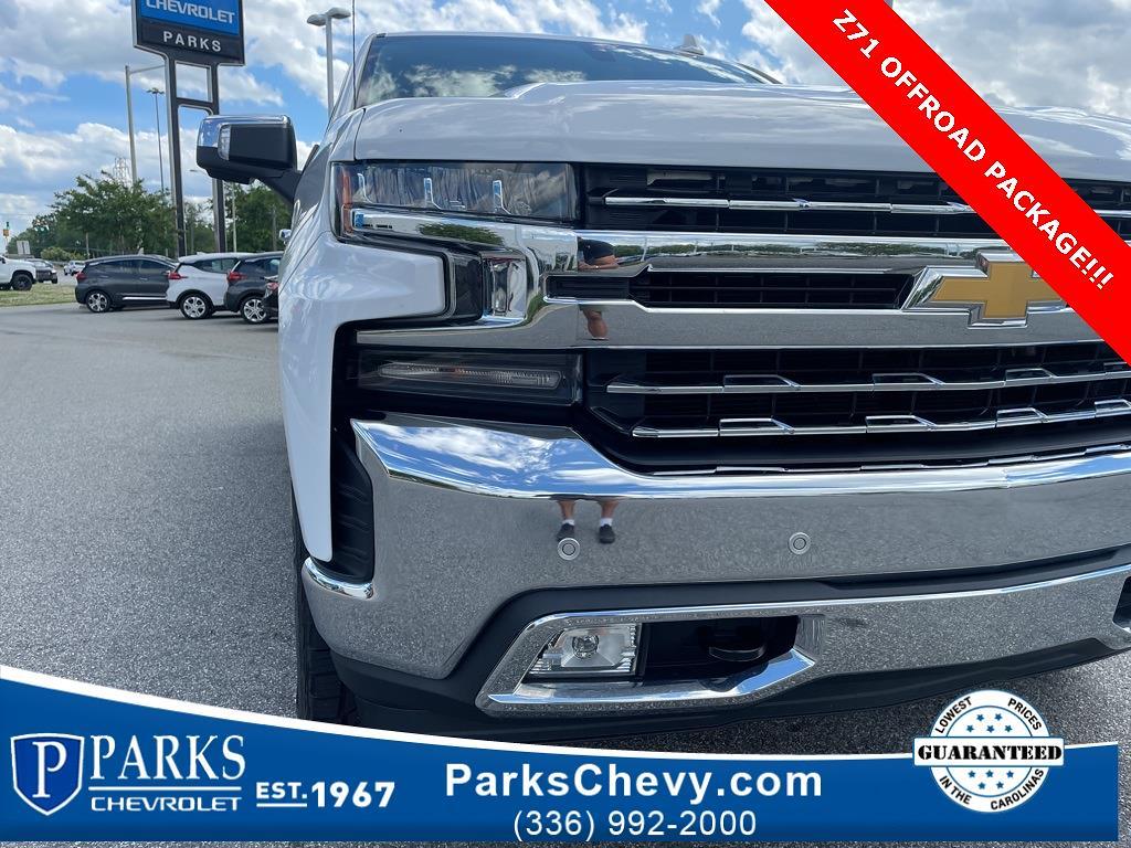 2019 Chevrolet Silverado 1500 Crew Cab 4x4, Pickup #303661A - photo 10