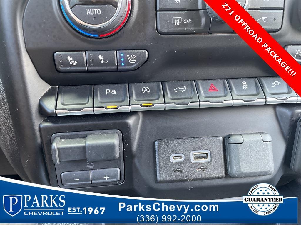 2019 Chevrolet Silverado 1500 Crew Cab 4x4, Pickup #303661A - photo 21
