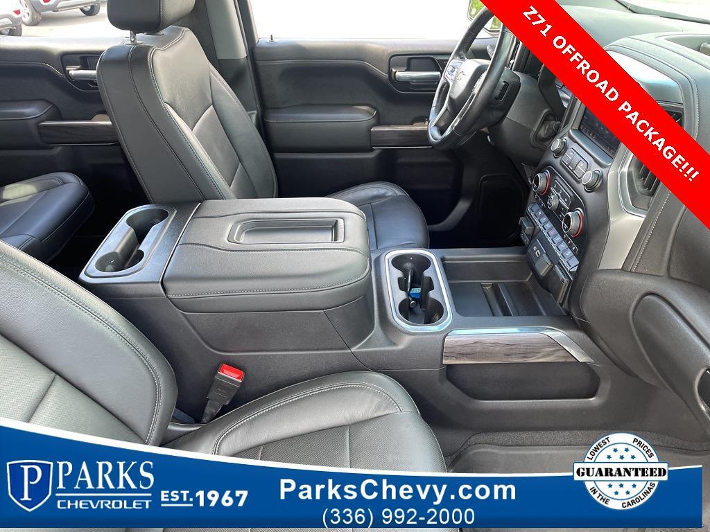 2019 Chevrolet Silverado 1500 Crew Cab 4x4, Pickup #303661A - photo 42