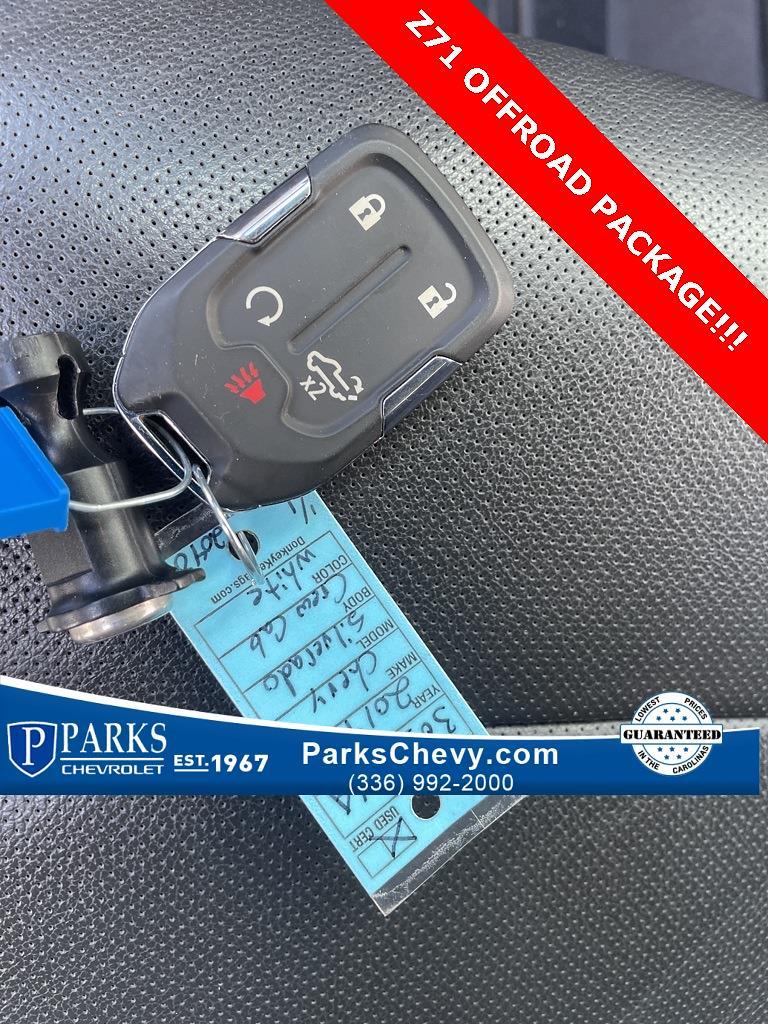 2019 Chevrolet Silverado 1500 Crew Cab 4x4, Pickup #303661A - photo 55