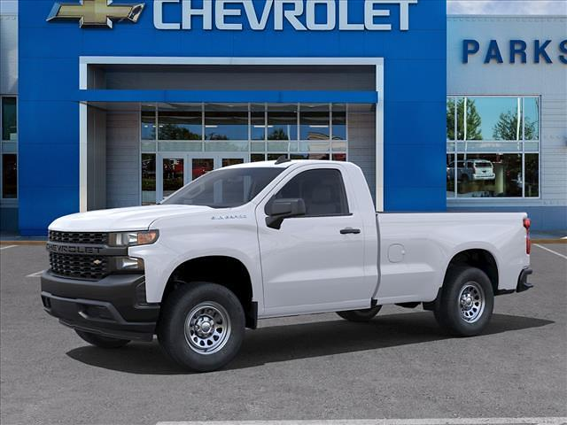 2021 Chevrolet Silverado 1500 Regular Cab 4x2, Pickup #FK13318 - photo 3