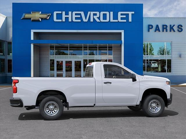 2021 Chevrolet Silverado 1500 Regular Cab 4x2, Pickup #FK13318 - photo 5