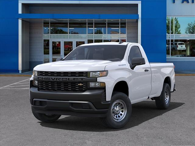 2021 Chevrolet Silverado 1500 Regular Cab 4x2, Pickup #FK13318 - photo 6