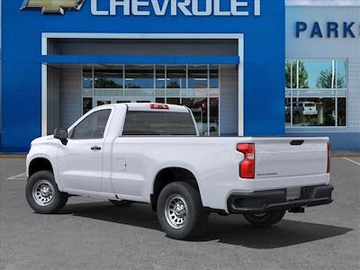 2021 Chevrolet Silverado 1500 Regular Cab 4x2, Pickup #FK13318 - photo 4