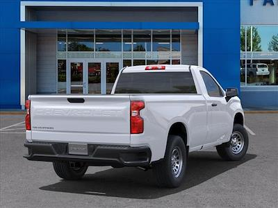 2021 Chevrolet Silverado 1500 Regular Cab 4x2, Pickup #FK13318 - photo 2