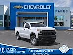 2021 Chevrolet Silverado 1500 Regular Cab 4x2, Pickup #FK13318 - photo 1
