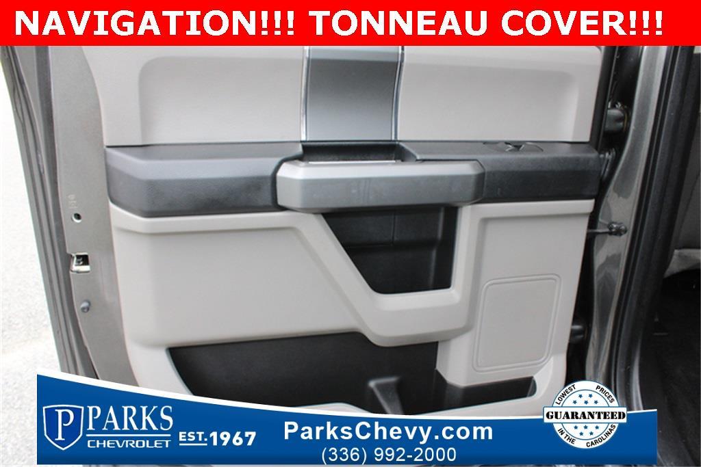 2018 F-150 SuperCrew Cab 4x4,  Pickup #313740A - photo 17