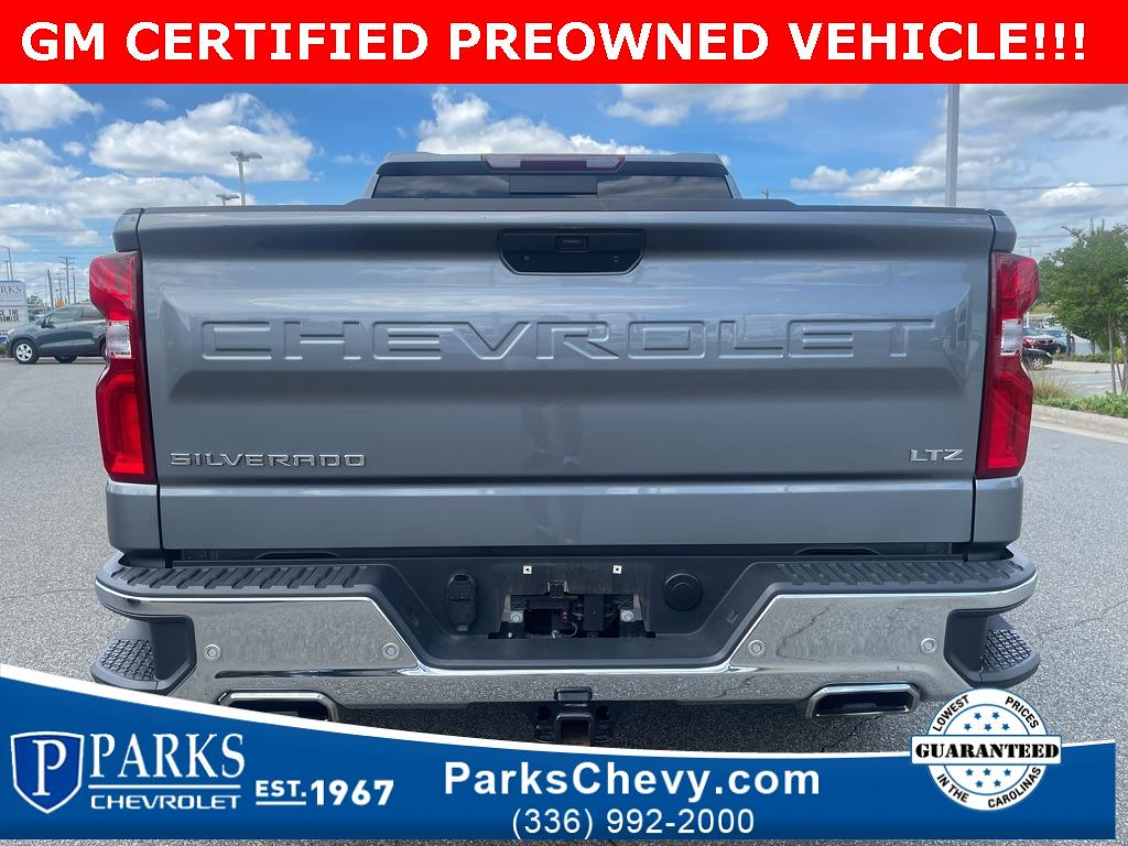 2020 Chevrolet Silverado 1500 Crew Cab 4x4, Pickup #318889A - photo 5