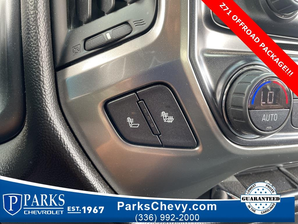 2018 Chevrolet Silverado 1500 Crew Cab 4x4, Pickup #322237A - photo 17