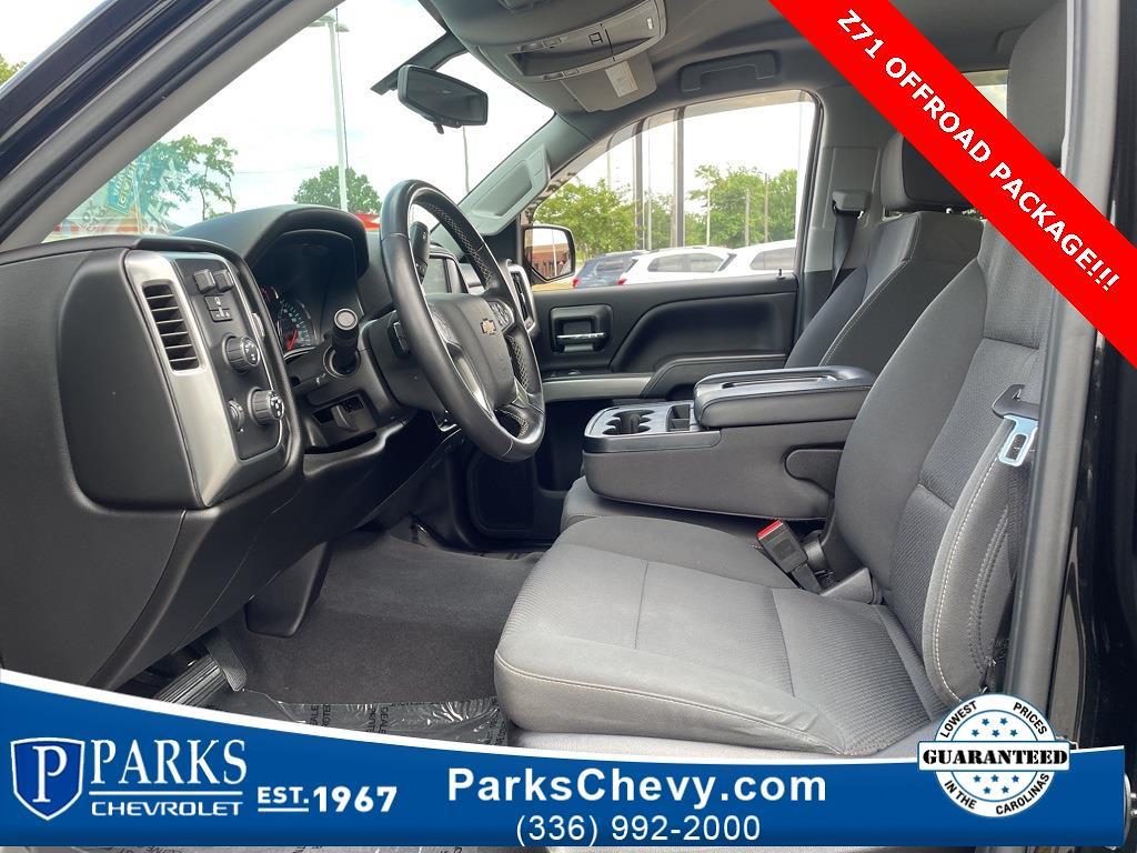 2018 Chevrolet Silverado 1500 Crew Cab 4x4, Pickup #322237A - photo 26