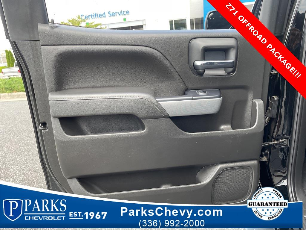 2018 Chevrolet Silverado 1500 Crew Cab 4x4, Pickup #322237A - photo 29