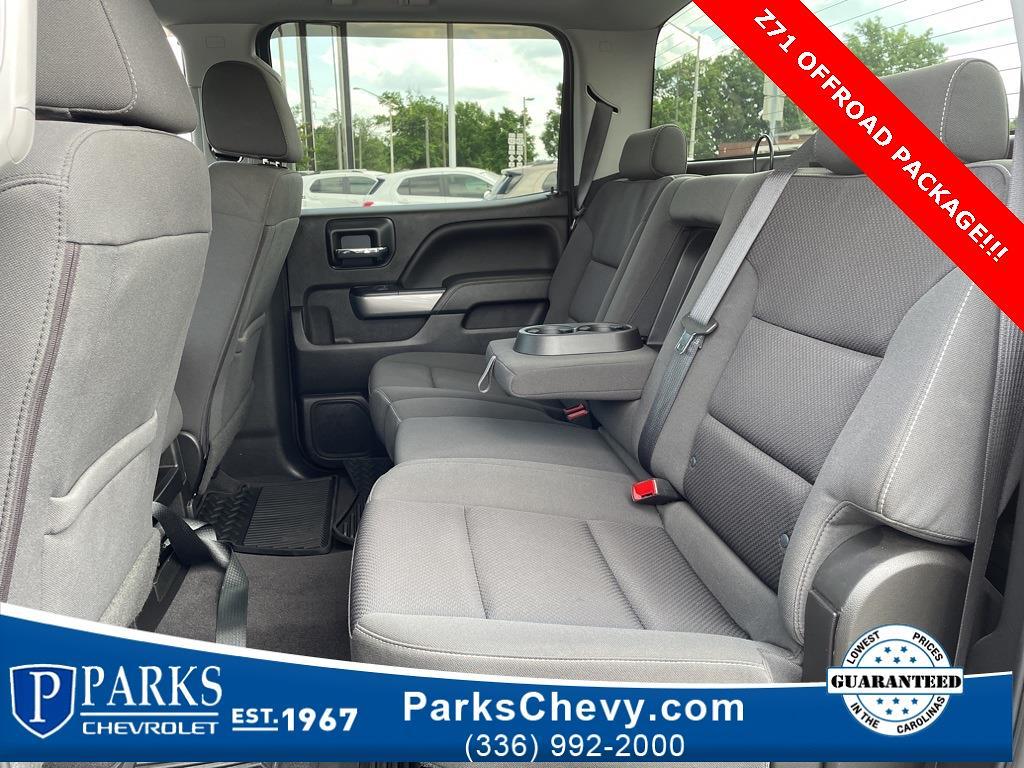 2018 Chevrolet Silverado 1500 Crew Cab 4x4, Pickup #322237A - photo 31